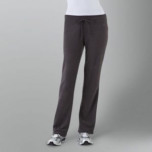 Ladies Fleece sz. L lounge yoga workout pants